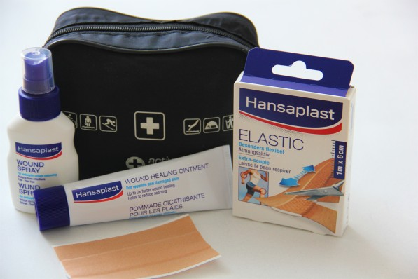 Hansaplast Erste Hilfe